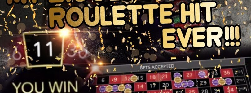 RECORD ROULETTE HIT!!!!