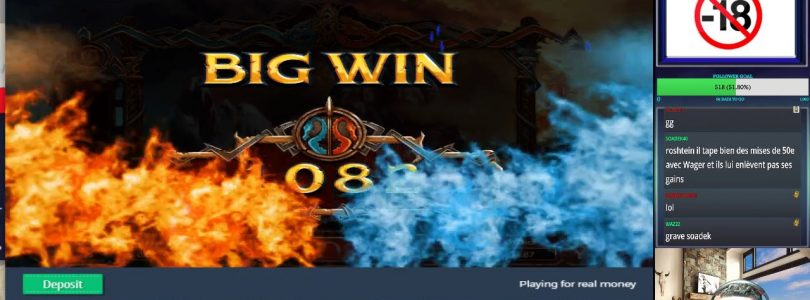 SLOT ONLINE BIG WIN X172 DOUBLE DRAGON YGGDRASIL FREESPINS