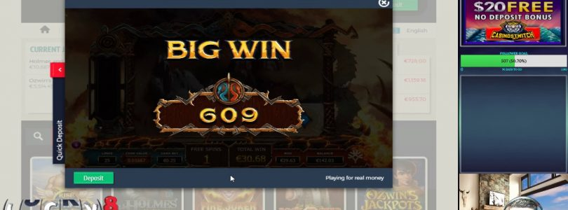 SLOT ONLINE SUPER BIG WIN DOUBLE DRAGON X264 NICE HIT