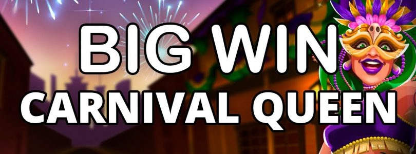 BIG WIN ON CARNIVAL QUEEN — THUNDERKICK