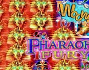 NEW | 1st Attempt | Pharaohs Fury Max Bet Bonus | Big Win Slot Machine
