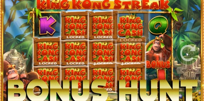 £1K ONLINE Casino Bonus HUNT on GOONIES, KING KONG, MONTEZUMA + MORE @ Dream Vegas !!!