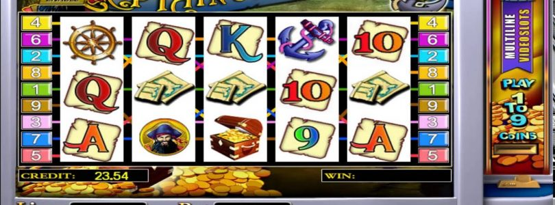 Big Win SCR888 Captain Treasure slot game at BigChoySun #Online Live Casino Malaysia