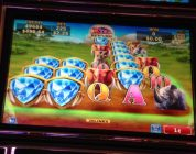 ★BIG WIN!★ HERDS OF WINS ¦ DAWN OF THE ANDES Konami ¦ Slot Machine Bonus