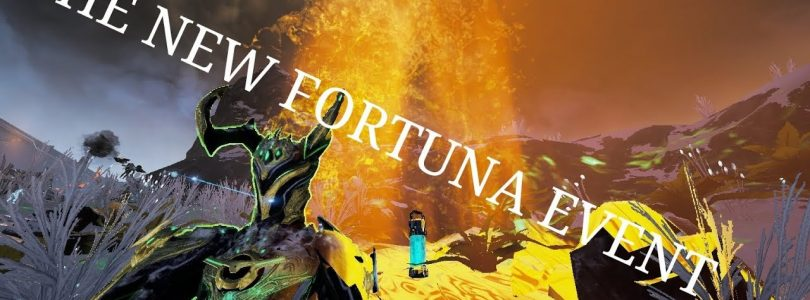 THE LATEST AND GREATEST FORTUNA EVENT ! ! ! | Warframe /w Friends!