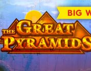 The Great Pyramids Slot — BIG WIN BONUS!