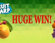 HUGE WIN on Fruit Warp Slot — £5 Bet!