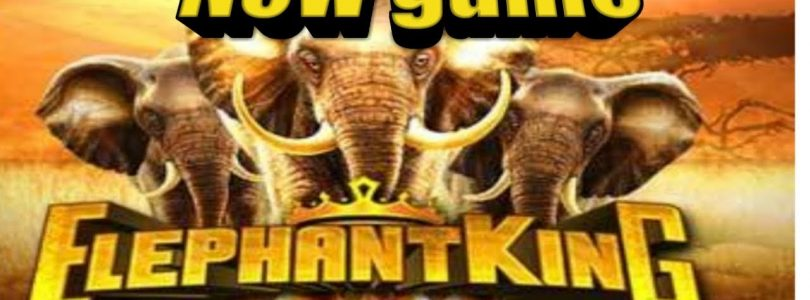 #SlotMachineLuv * New game * Elephant King | Fortune of Atlantis |big win |bonus |short and sweet