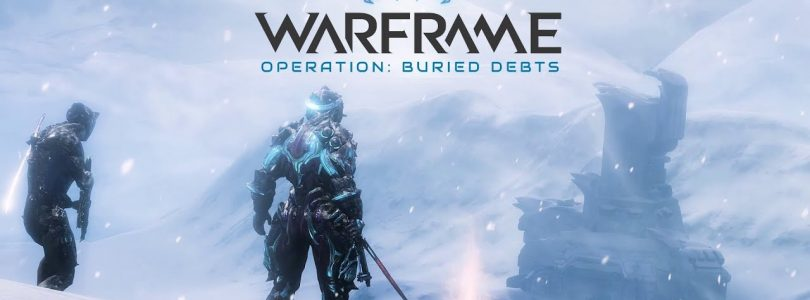 Warframe | Operation: Buried Debts — Available now on PC!