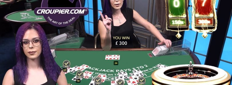 ONLINE BLACKJACK SIDE BETS WAR vs £2,000 BANKROLL! LIGHTNING ROULETTE 500X BIG WIN? Mr Green Casino!