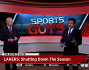 THE SPORTS GUYS: Spurs' big win, paying college athletes, & more!