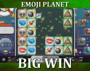BIG WIN — Emoji Planet — NetEnt