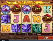 Safari Heat — Playtech slot big win