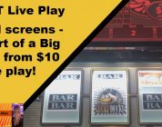 ** VGT Live play ** Accumulating and building to a big win! ** Part 1