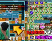 NGEBAN WORLD CASINO BERSAMA NEKOREI !?!? LEHNWA REACT VIDEO GROWTOPIA OFFICIAL !!