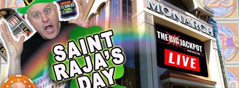 St. Patrick's Day Pre-Party Jackpots! ☘️ BIG WIN$ from Monarch Casino | The Big Jackpot