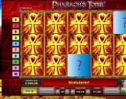 Pharaoh's Tomb — Super Big Win! €1 stake, Casumo