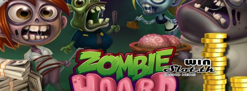 Microgaming Zombie Hoard slot big win 2019 slots game