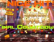 New Slot!! Mega Big Line Hit Win From The Final Countdown!!