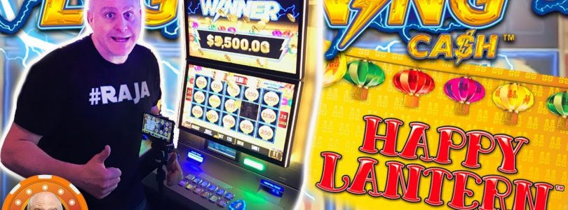 ✦ HIGH LIMIT ✦ Happy Lantern BONU$ JACKPOT$ ⚡Lightning Cash WIN$ | The Big Jackpot