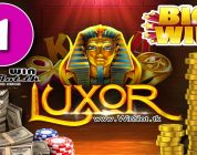 Luxor slot Pariplay BIG WIN #1 wilds win
