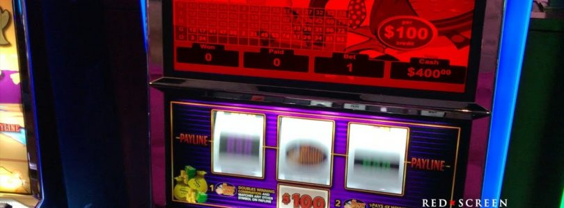 VGT SLOTS — $100 DOLLAR MAX BET SPIN DOUBLE JACKPOT WIN HAND PAY — RIVERWIND CASINO