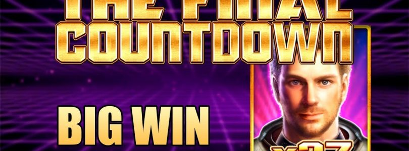 BIG WIN ON THE FINAL COUNTDOWN (DANGER HIGH VOLTAGE 2) — BIG TIME GAMING