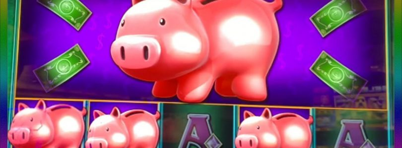 ** BIG WIN ON PIGGY LOCK IT LINK SLOT ** SLOT LOVER **