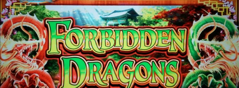 $100 IN — HOW MUCH OUT?  SUPER BIG WIN ON FORBIDDEN DRAGONS SLOT POKIE BONUSES — PECHANGA CASINO