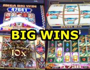 Big Wins on WMS slot machines (big win collection, just my recent big wins — no live play)