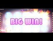 23 — BIG WIN! Starburst Real Money gameplay session — #casino #slot #onlineslot #казино
