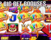 .25c Spin it Grand double feature! $12.50 spin. Big win or Huge win?