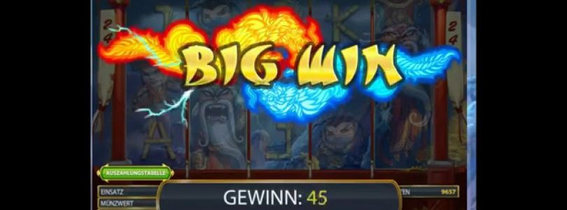Net|Ent Thunderfist Mega Big Win 222x 2.5Eu Bet Online Casino