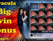 Dracula big win bonus game. Netent slot.