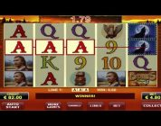 Lucky Risk Game On Wolf Moon Slot Machine — Big Win On Bonus Spin
