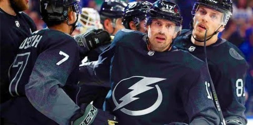 Dave Mishkin calls Lightning highlights from big win over Capitals