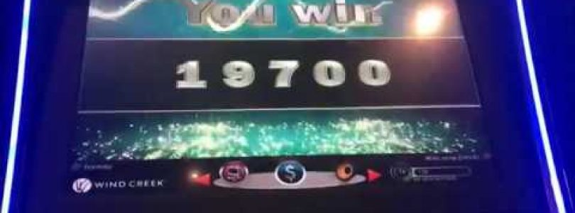 HIGH LIMIT THREE FATES MIDNIGHT ECLIPSE SLOT BONUS BIG WIN