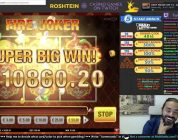 @Roshtein — Best Casino Streamer BIG WIN