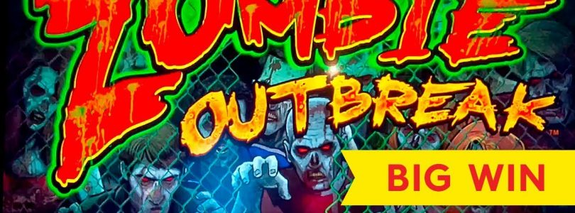 Zombie Outbreak Slot — $10 Max Bet — NICE SESSION, BIG WIN!