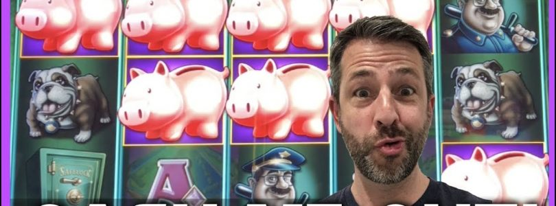 IT'S A WINNING WEEK! ✦ PIGGY BANKIN ✦ 5 TREASURES ✦ BIG WINS ON SLOTS