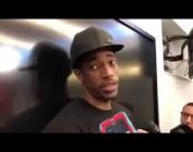 Spurs DeMar Derozan Postgame Interview on BIG Win vs Warriors & Playoff's! March 18 2019