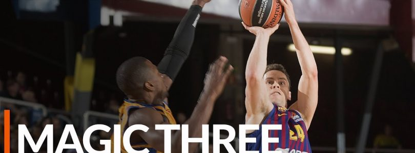 FC Barcelona was lethal from the three-point land in big win over Gran Canaria