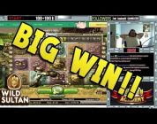 BIG WIN en direct sur le Casino Wild Sultan !!