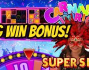 BIG WIN BONUS! CARNIVAL IN RIO SUPER SPIN