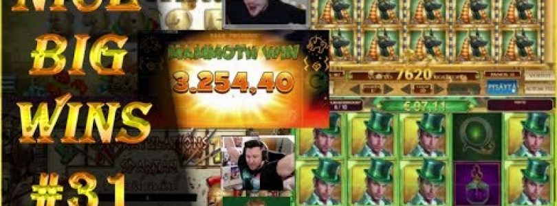 Nice big wins #31 | casino streamers, online slots.