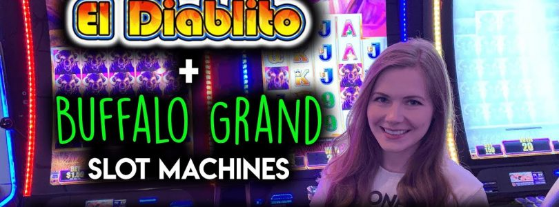 Buffalo Grand Slot Machine! SURPRISE! BIG WIN!!