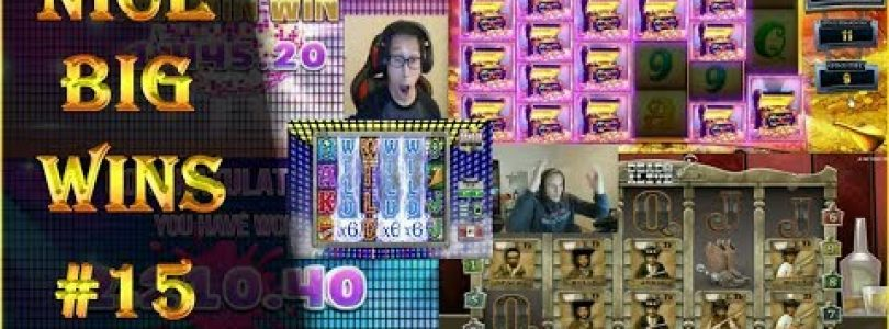 Nice big wins #15 | casino streamers, online slots.