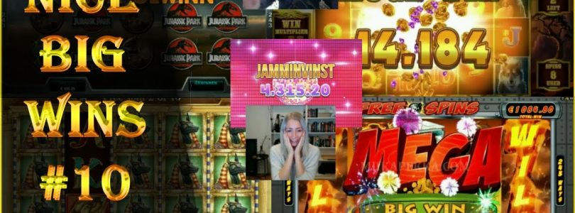 Nice big wins #10 | casino streamers, online slots.
