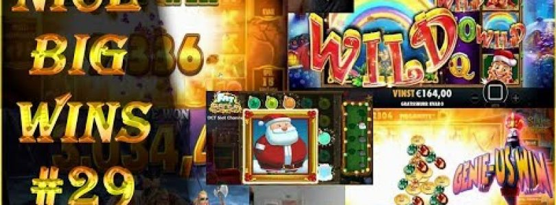 Nice big wins #29 | casino streamers, online slots.