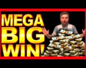 I Like 'em Bigger… MEGA BIG! Slot Machine Big Win Bonus Rounds With SDGuy!
